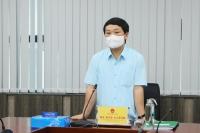 Bộ trưởng, Chủ nhiệm Hầu A Lềnh làm việc với Trung tâm Thông tin
